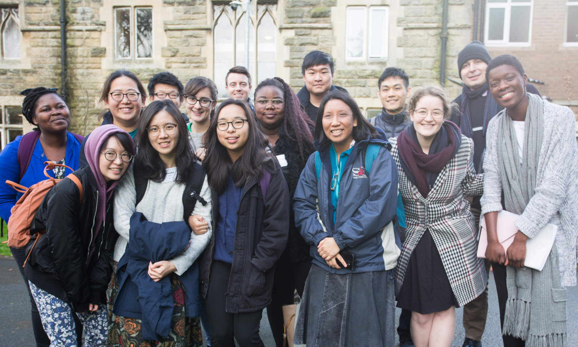Cambridge Christian Students